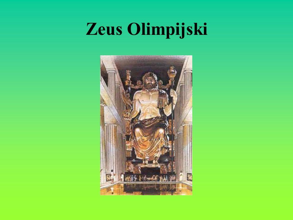 Zeus Olimpijski