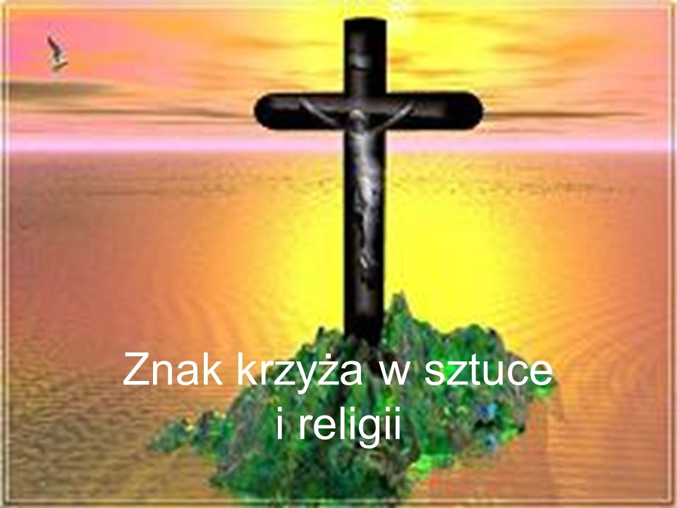 Krzyż rycerski nawiązuje do krzyży zakonów rycerskich joannitów i templariuszy.