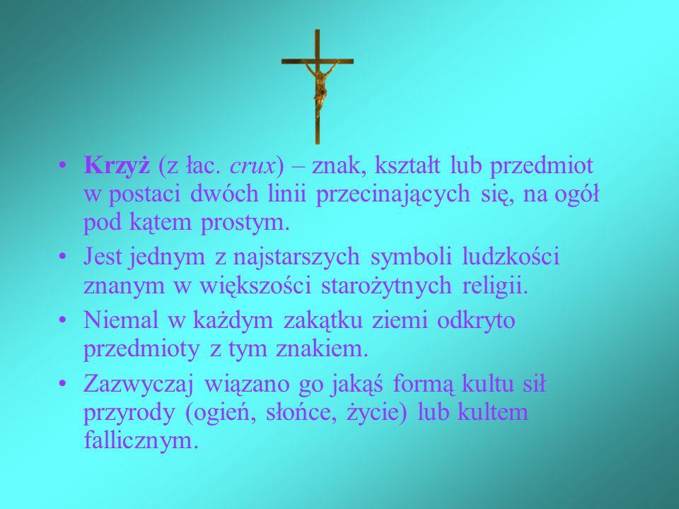 Krzyż widlasty