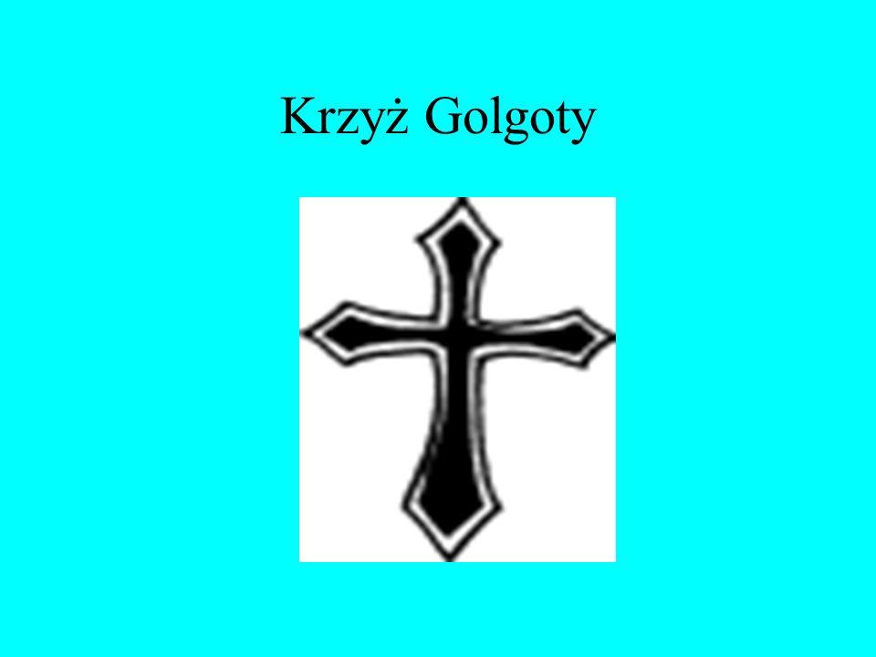 Czteroramienny krzyż wpisany w koło Czteroramienny krzyż wpisany w koło był przedchrześcijańskim symbolem światła i słońca; używały go zarówno ludy azjatyckie, jak i dawni Germanowie.