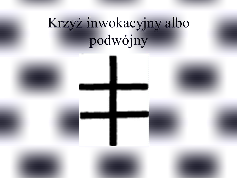 Krzyż Golgoty był używany przez członków wielu bractw i licznych rycerzy krzyżowych jako znak herbowy.