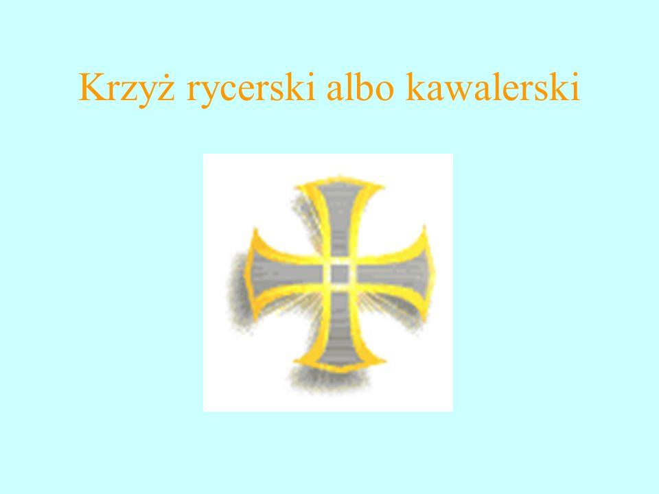 Krzyż młyński ma postać krzyża greckiego zakończonego motywem spirali, wzór zaczerpnięty od przedchrześcijańskich Celtów.
