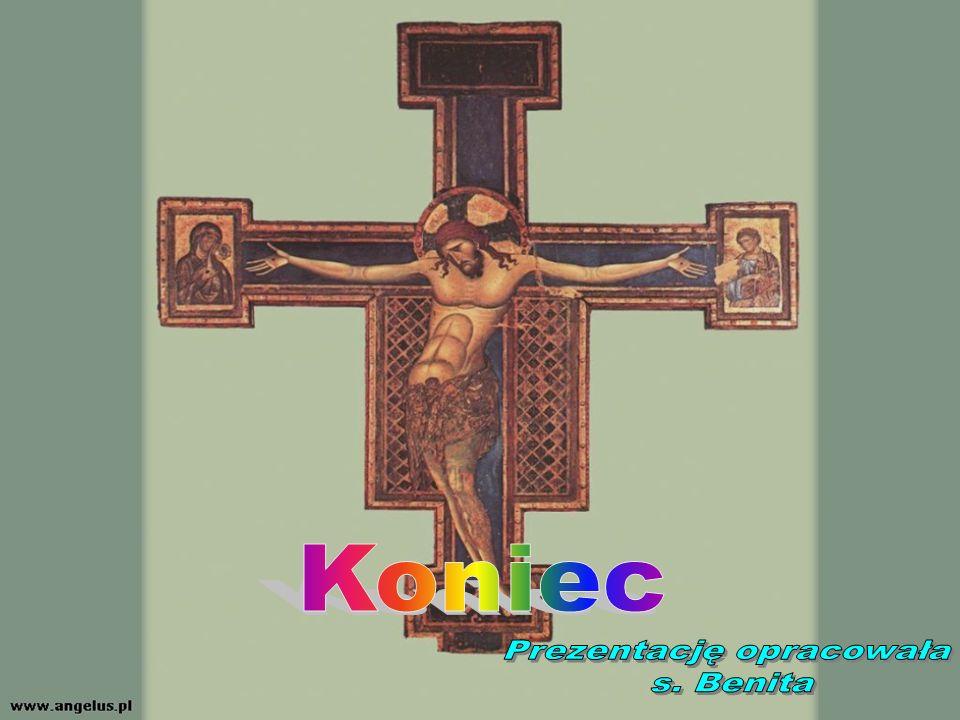 Jak Chrystus możemy czasem wołać: Boże mój, Boże mój, czemuś Mnie opuścił (Mk 15,34), ale możemy też za Nim powiedzieć: Ojcze, w Twoje ręce powierzam ducha mojego (Łk 23,46).