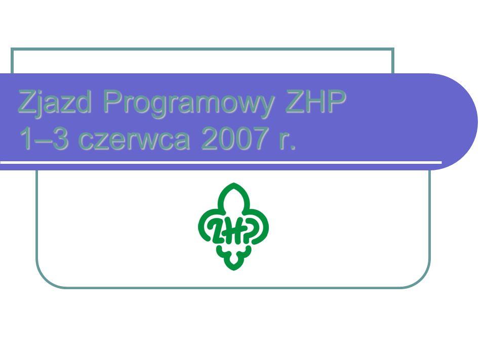 Zjazd Programowy ZHP 1–3 czerwca 2007 r.