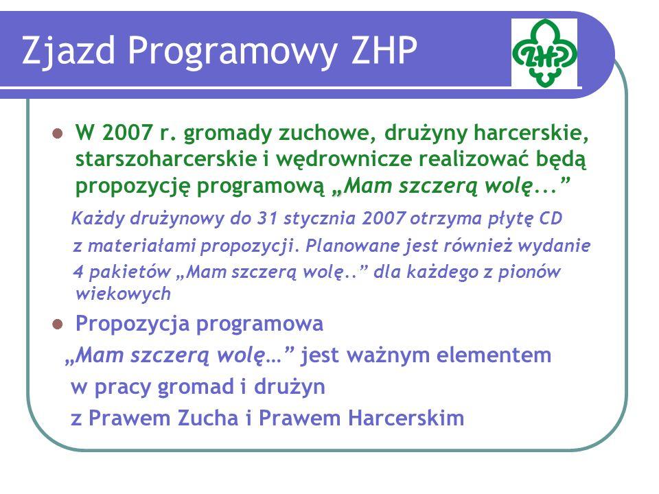 Zjazd Programowy ZHP W 2007 r.