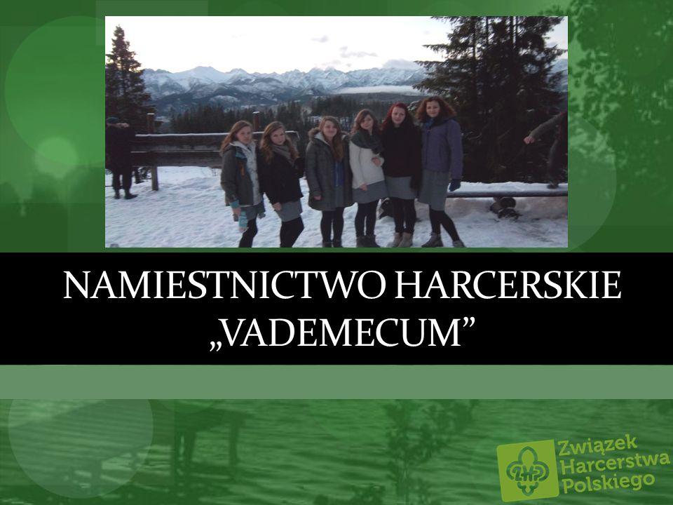 NAMIESTNICTWO HARCERSKIE VADEMECUM