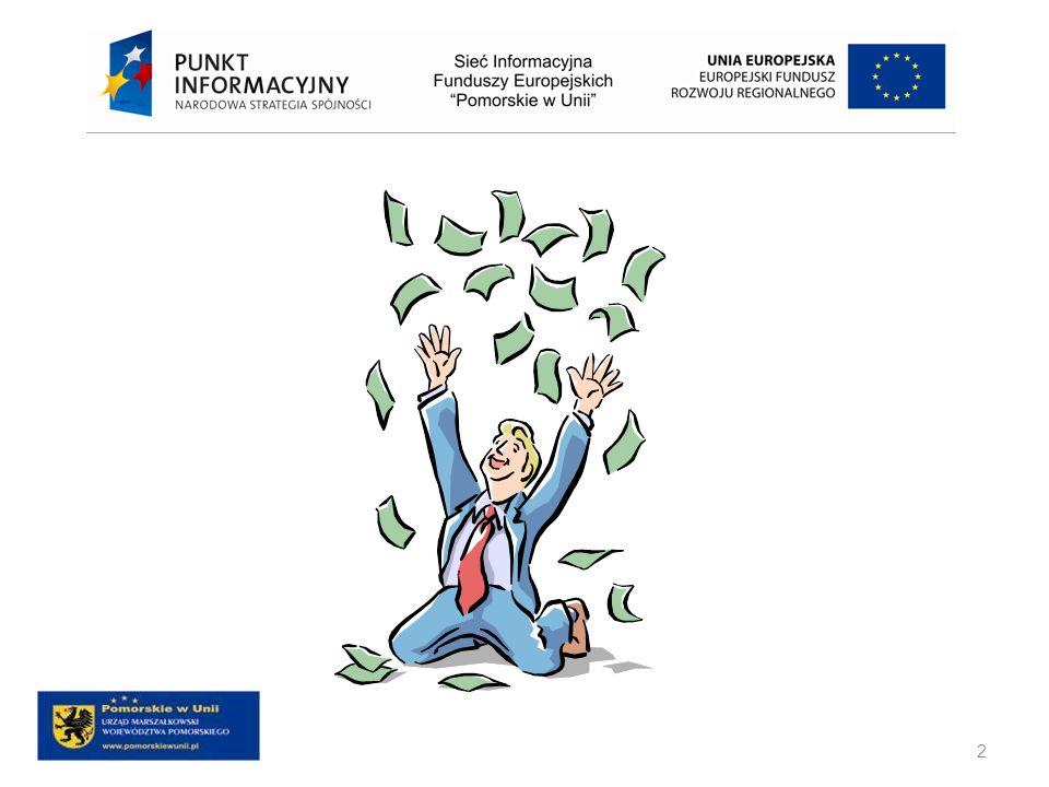 23 Dokumentowanie wydatków Do współfinansowania kwalifikuje się wydatek, który został faktycznie poniesiony przez beneficjenta.