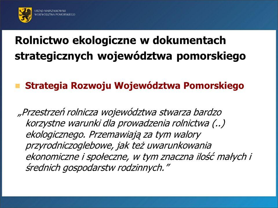 Priorytet I – Konkurencyjność, cel strategiczny 3: Rozwój gospodarki wykorzystującej specyficzne zasoby regionalne.