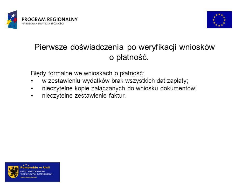 Zasady udzielania i rozliczania zaliczek zostały opisane w rozdziale 9.7 Przewodnika Beneficjenta RPO WP 2007- 2013 (wersja z 14 maja 2009 r.)