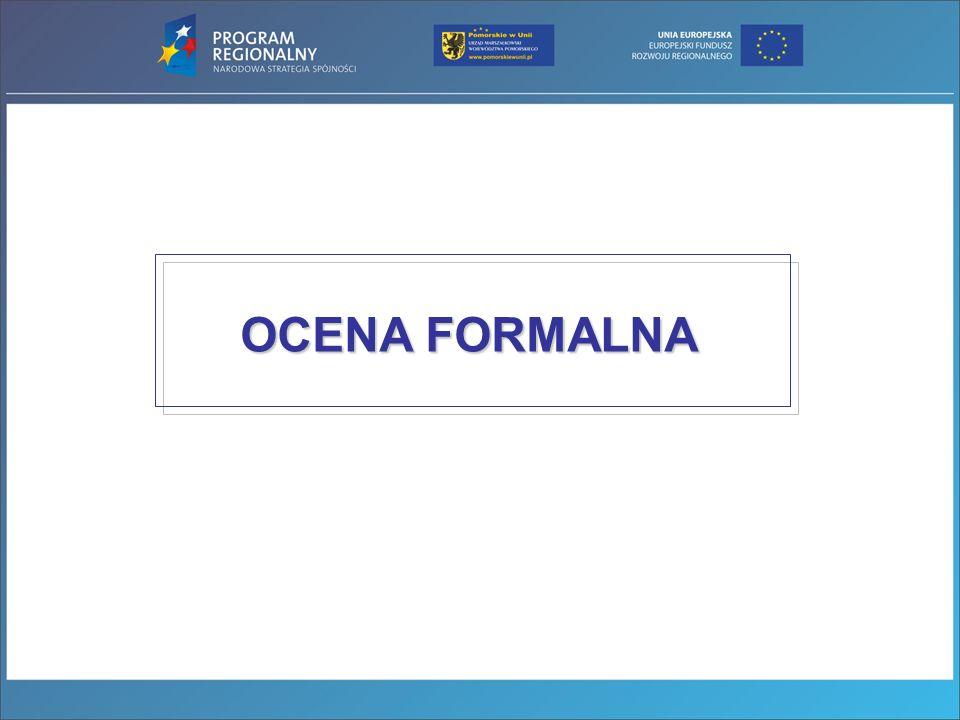 OCENA WYKONALNOŚCI (30 dni roboczych od zakończenia oceny formalnej) 0/1 OCENA WYKONALNOŚCI > kryteria wykonalności (Informacja o trybie stosowania kryteriów…) > wykonalność: techniczno-technologiczna finansowo-ekonomiczna środowiskowa > możliwość uzupełnienia dokumentów na wniosek eksperta (5 dni roboczych) Tylko wnioski kompletne + pozytywna ocena formalna.