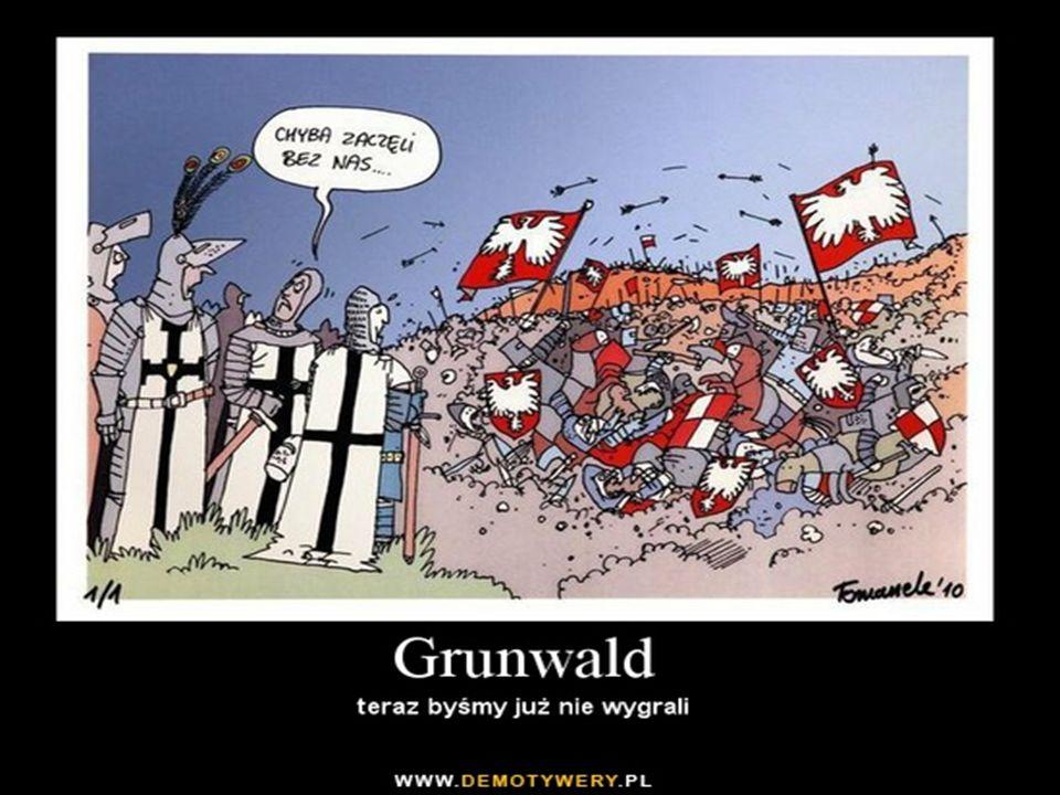 Najpopularniejszymi przedstawieniami bitwy pod Grunwaldem są obraz Jana Matejki oraz film Krzyżacy w reżyserii Aleksandra Forda, oparty na powieści Henryka Sienkiewicza.