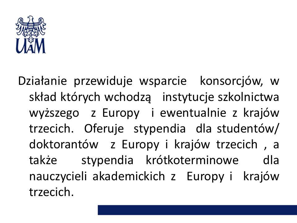W celu ubiegania się o przyjęcie na te studia należy przede wszystkim zapoznać się z warunkami przyjęcia na studia, którymi jest się zainteresowanym Wykaz studiów drugiego i trzeciego stopnia, zatwierdzonych przez Komisję Europejską jako europejskie studia magisterskie/doktoranckie Erasmus Mundus jest dostępny na stronie internetowej Komisji Europejskiej.