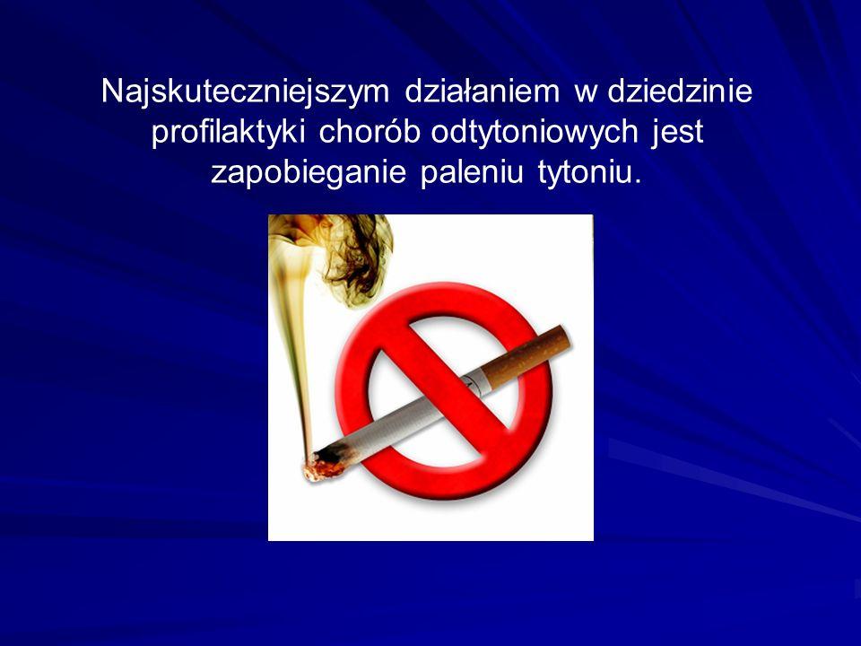 CZYNNIKI WPŁYWAJĄCE NA ROZPOCZĘCIA PALENIA PRZEZ MŁODZIEŻ Wiek i płeć ucznia Wzory zachowań kształtowane przez środowisko rodzinne; Reakcje rodziców na palenie tytoniu przez dziecko; Prawdopodobieństwo palenia przez dzieci wzrastania, gdy palą rodzice lub starsze rodzeństwo;