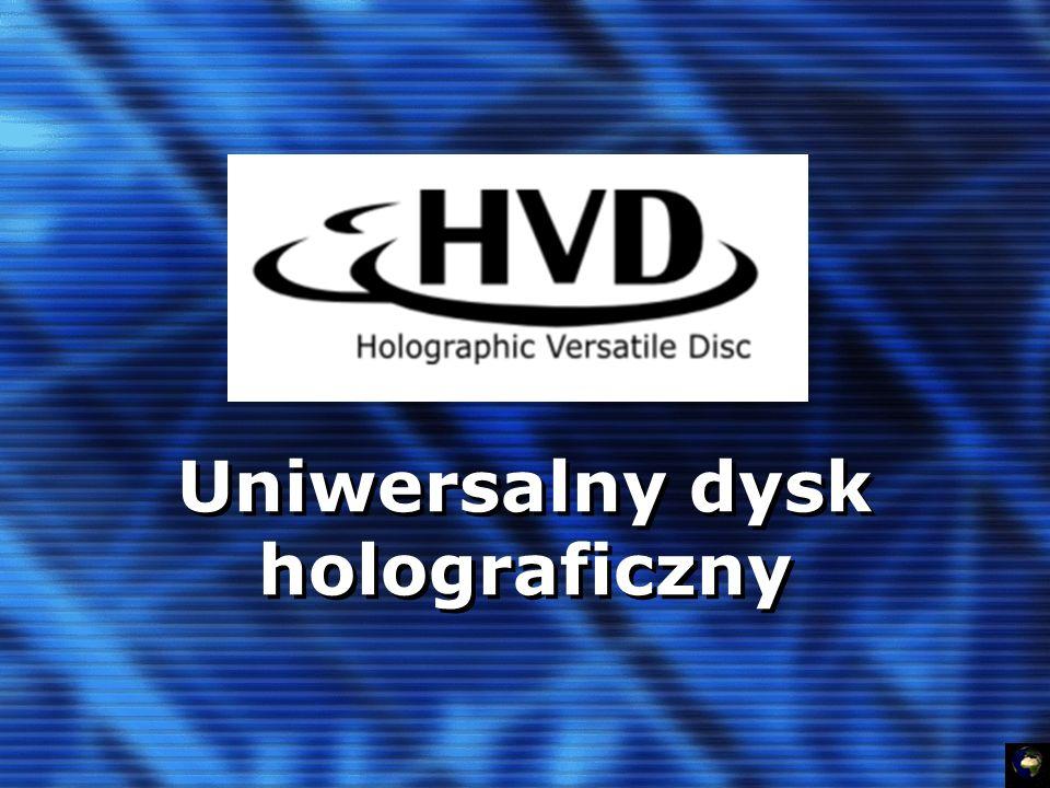 Uniwersalny dysk holograficzny