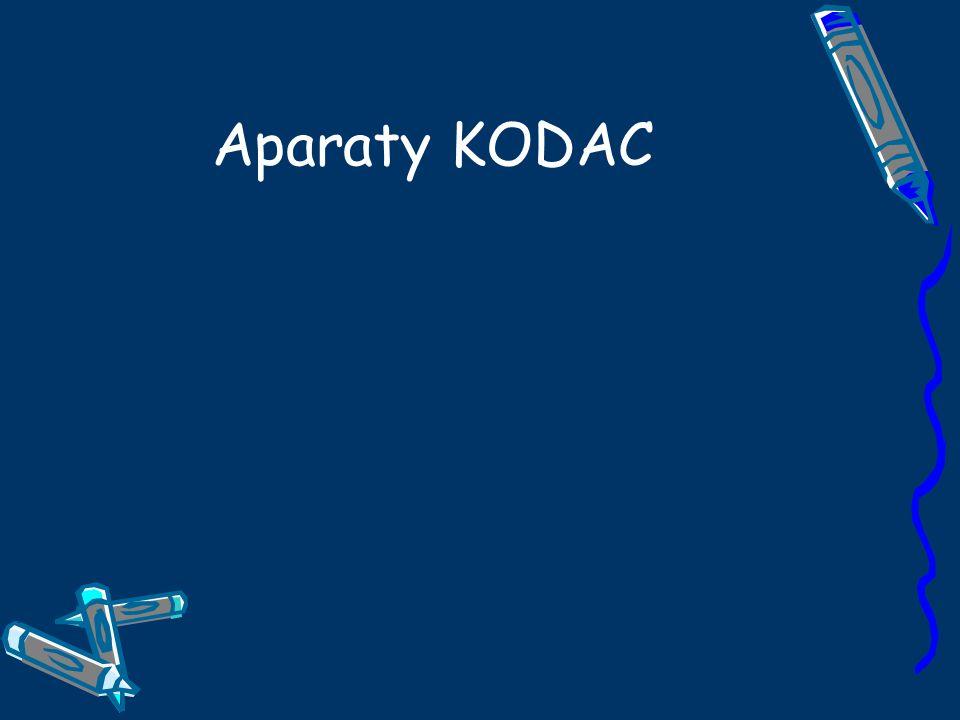 Aparaty KODAC