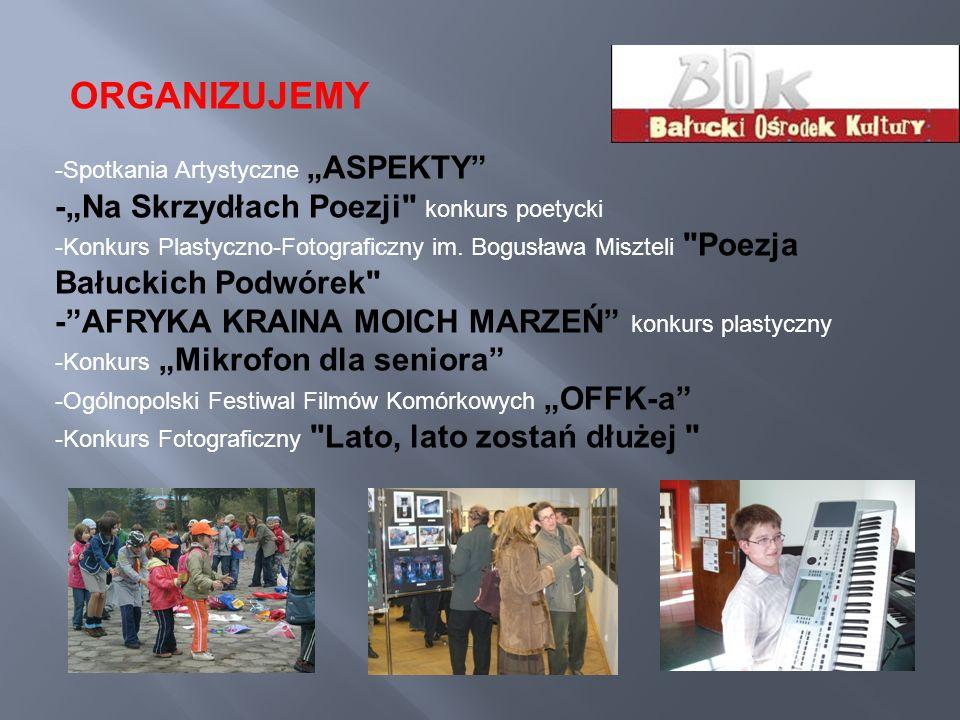 -Spotkania Artystyczne ASPEKTY -Na Skrzydłach Poezji