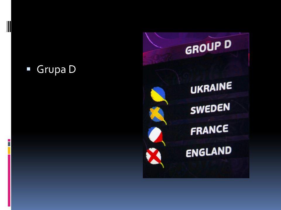Grupa D