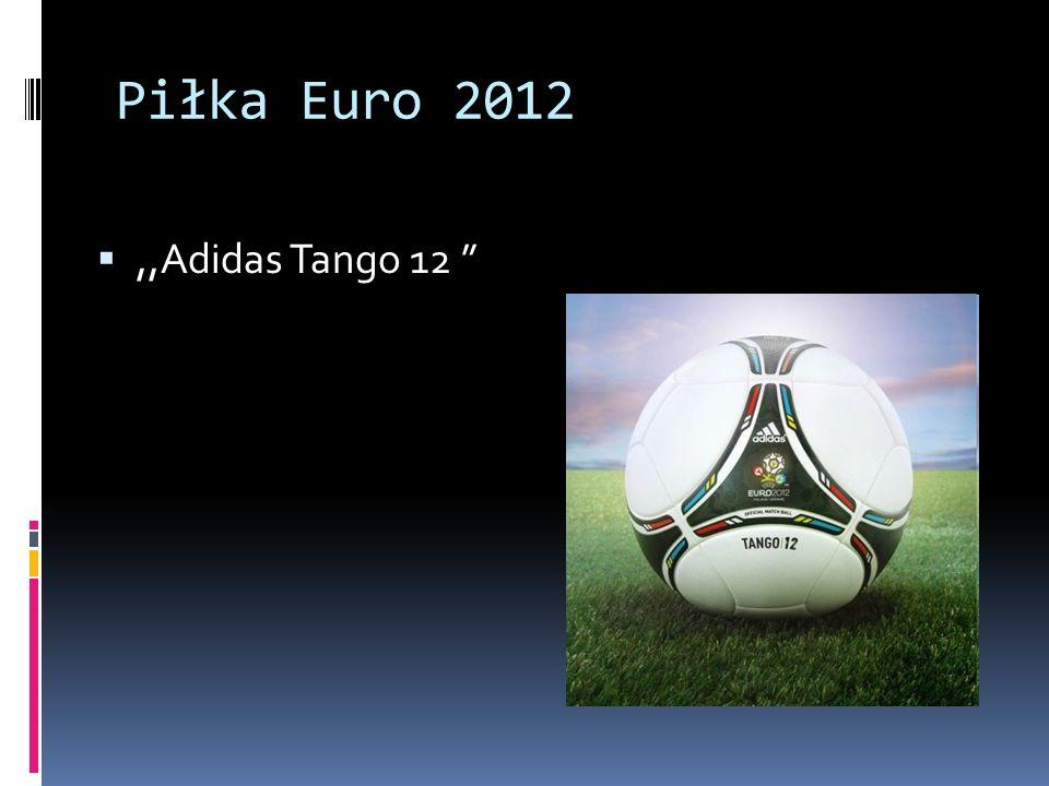 Piłka Euro 2012,,Adidas Tango 12