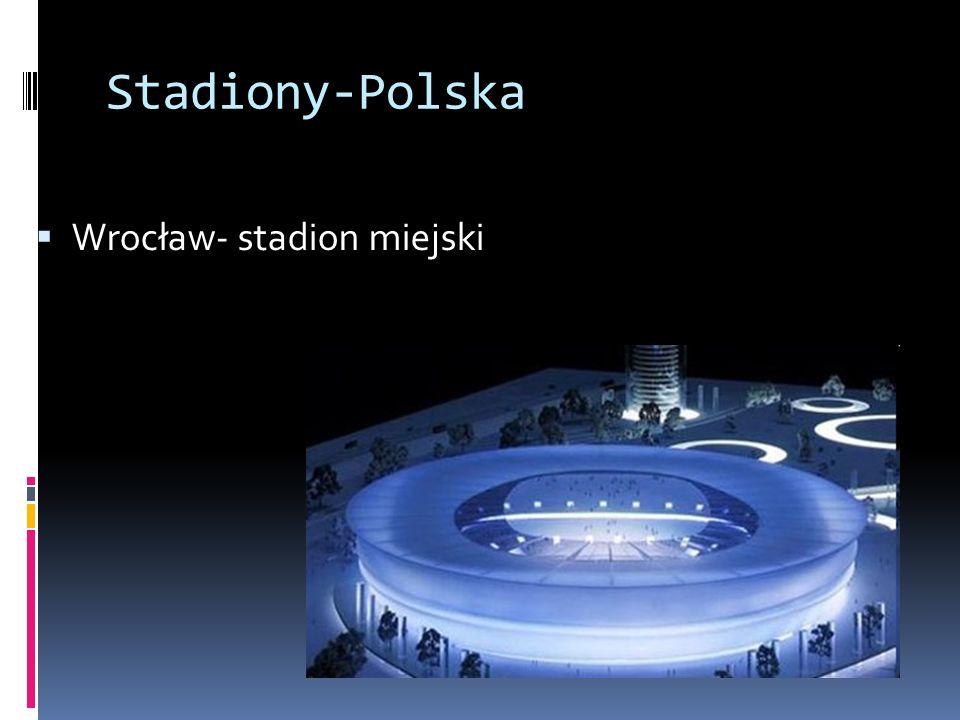 Stadiony-Polska Wrocław- stadion miejski