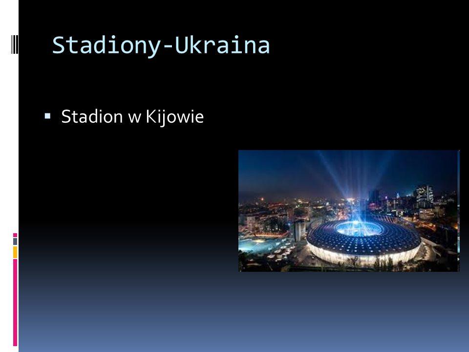 Stadiony-Ukraina Stadion w Kijowie