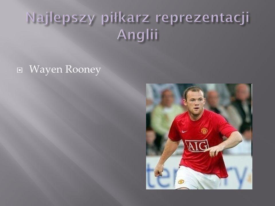 Wayen Rooney