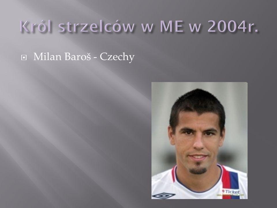 Milan Baroš - Czechy