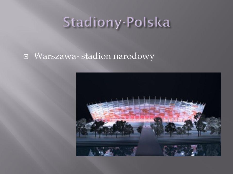 Warszawa- stadion narodowy