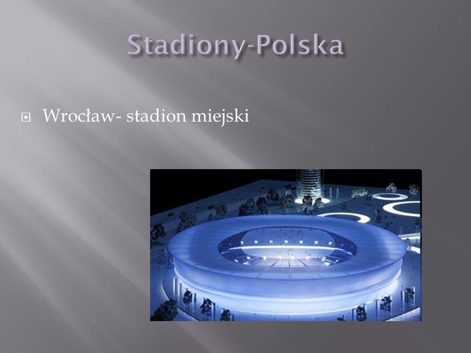 Stadion w Kijowie