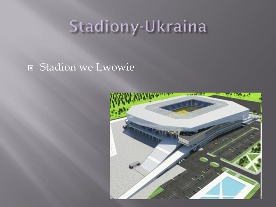 Stadion w Charkowie