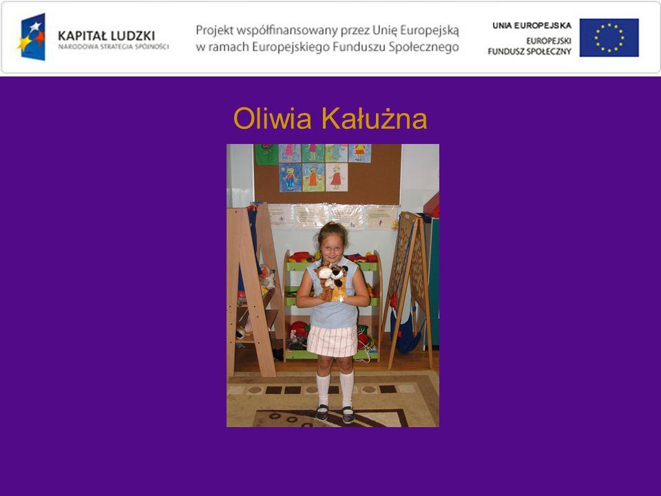 Oliwia Kałużna