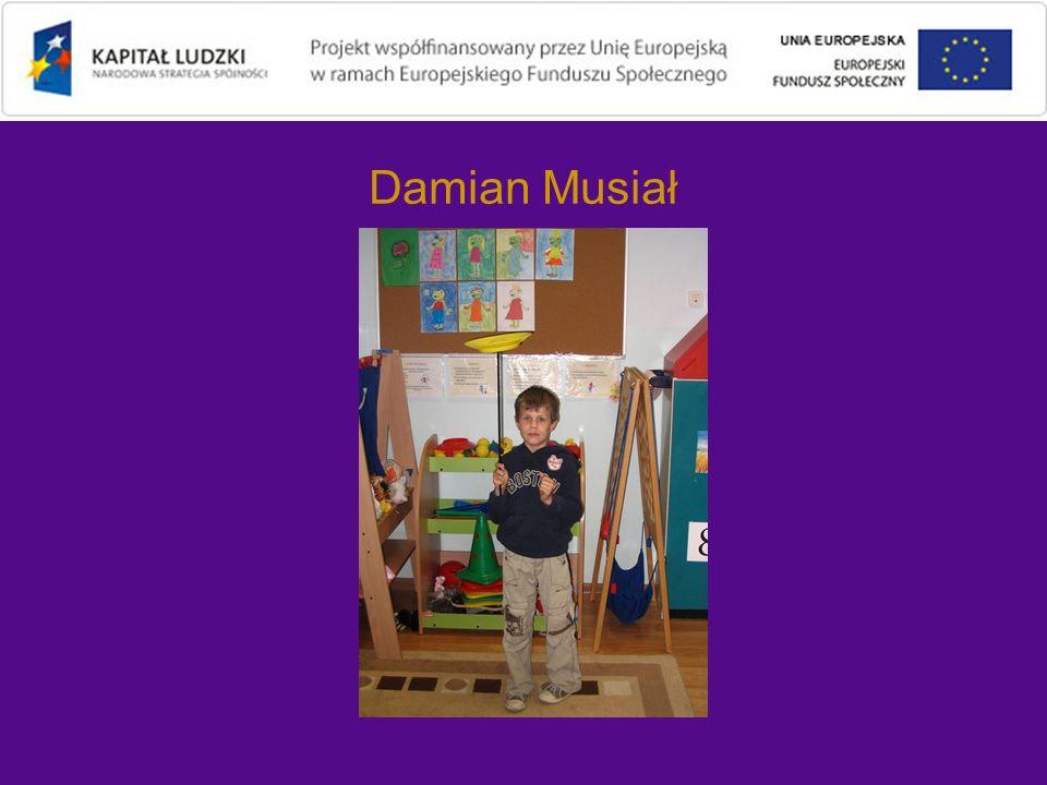 Damian Musiał