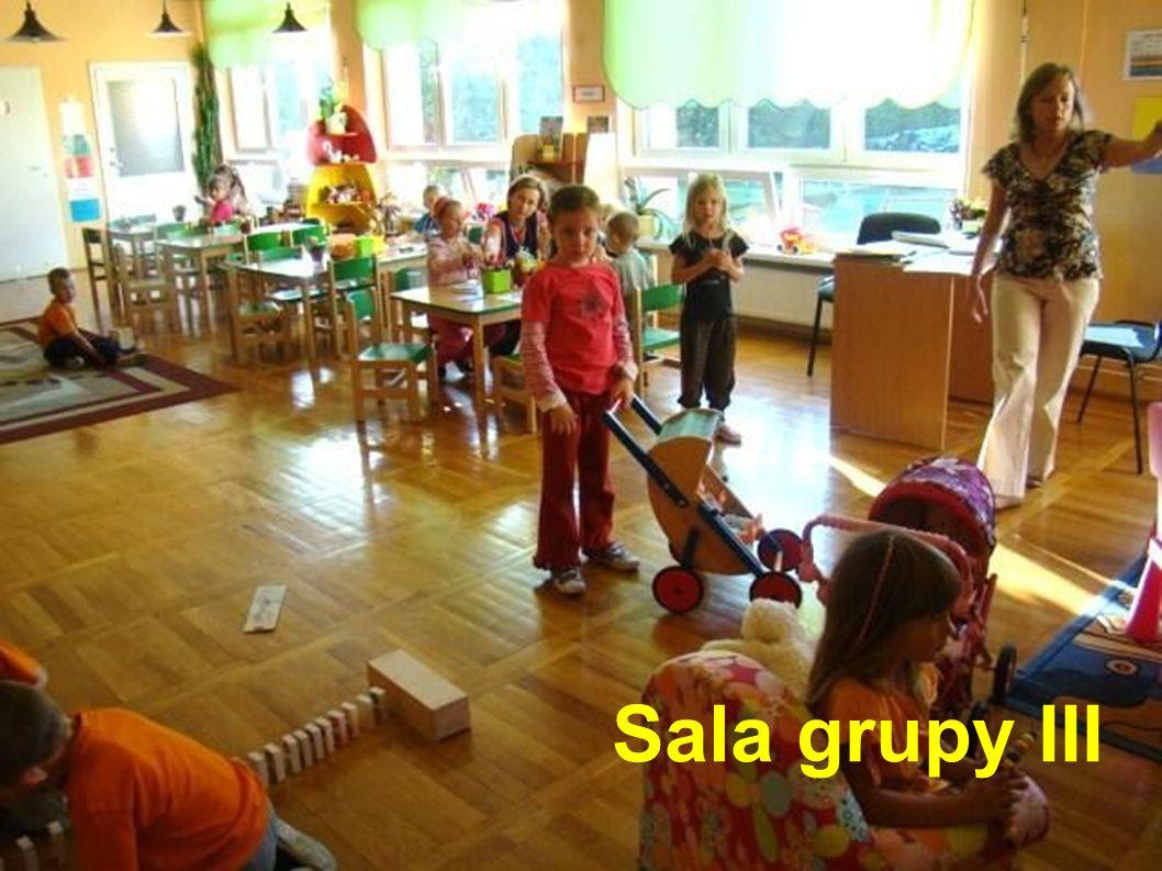 Sala grupy III
