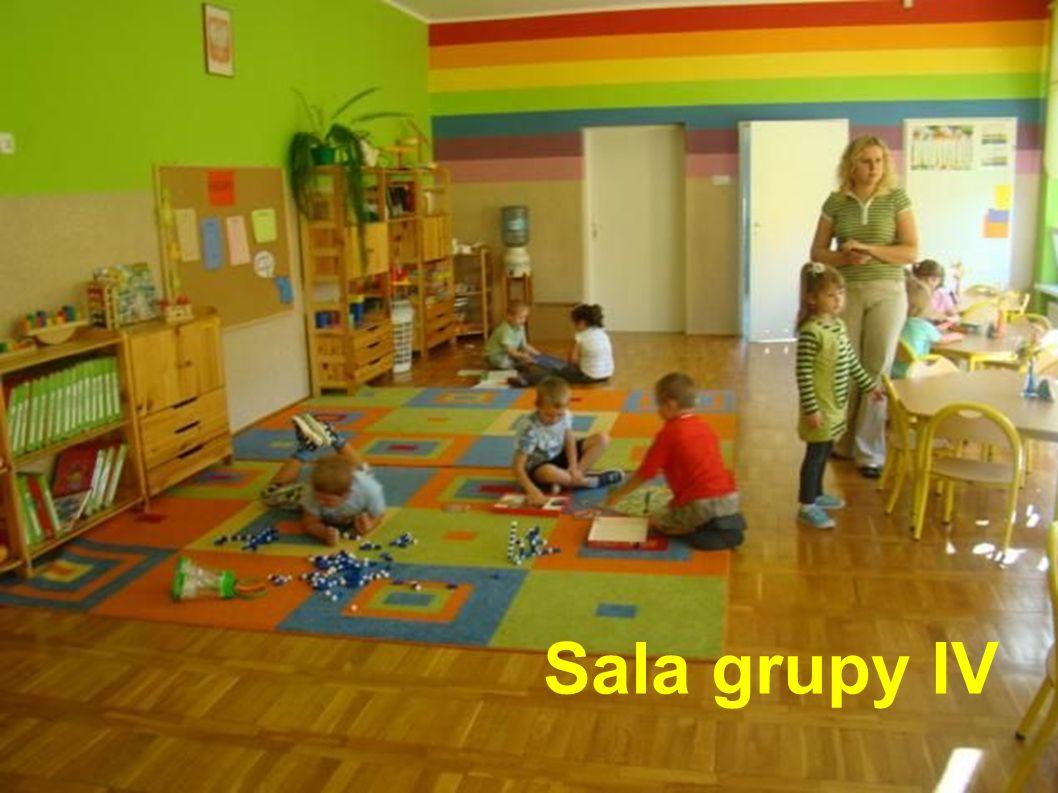 Sala grupy IV