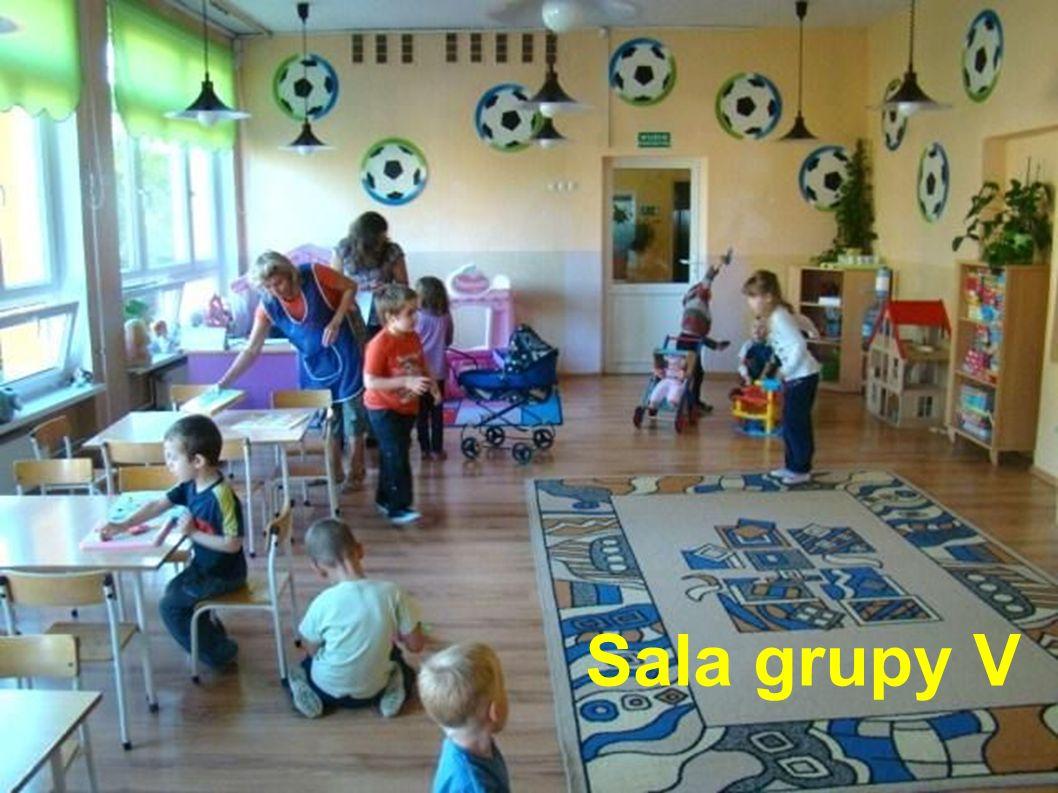 Sala grupy V