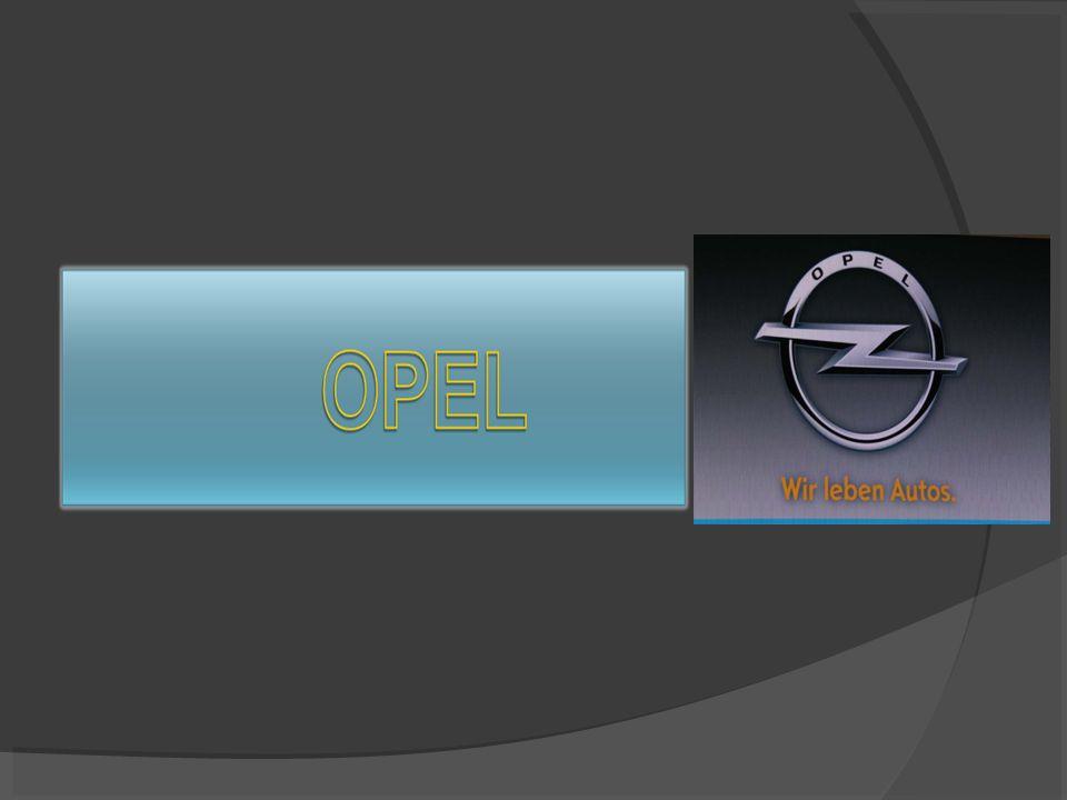 ADAM OPEL Przedsiębiorstwo Opel zostało założone w roku 1862 przez Adama Opla w miejscowości Rüsselsheim w Hesji.