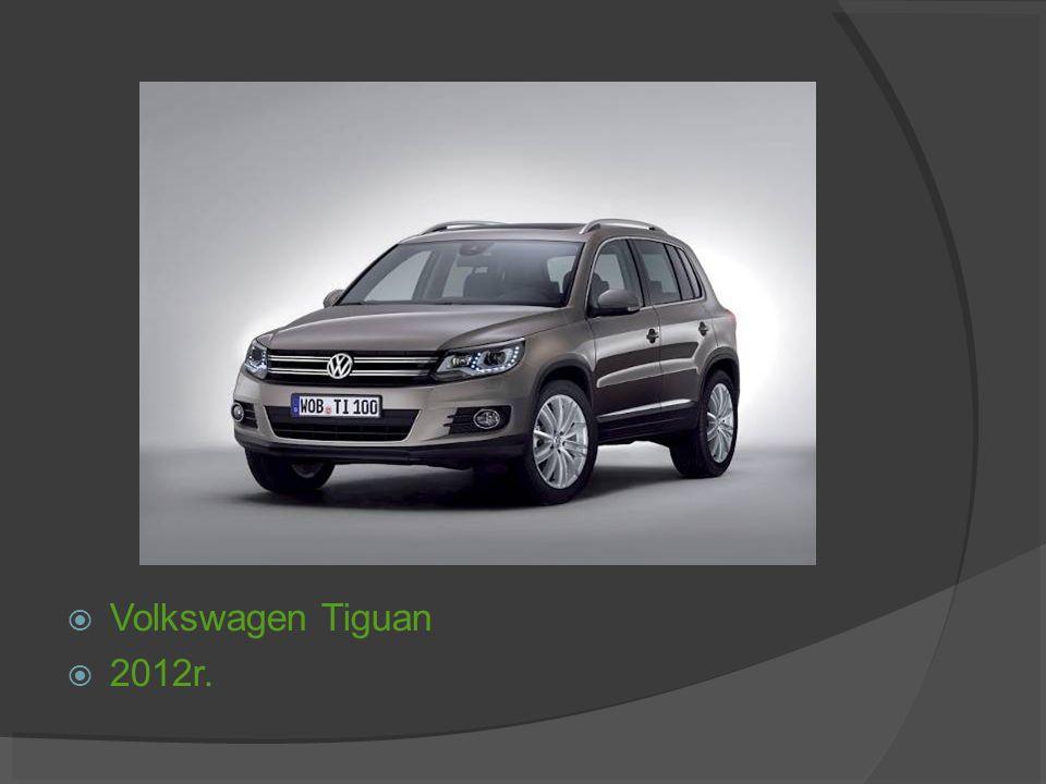 Volkswagen Tiguan 2012r.