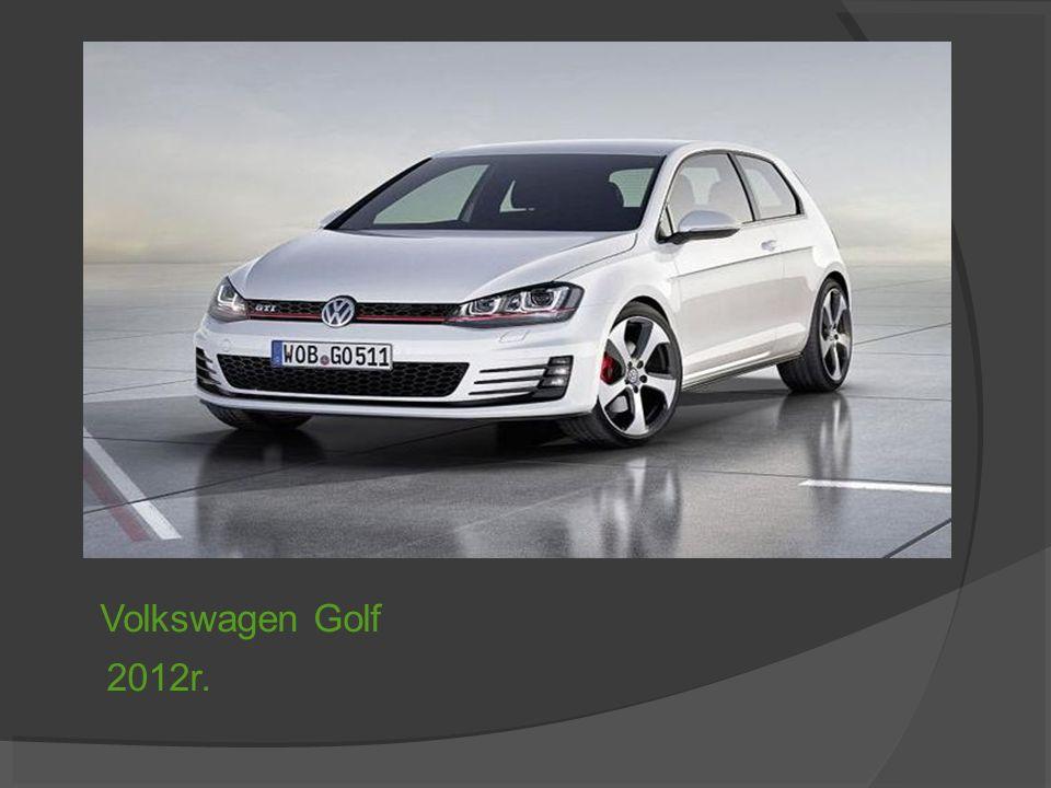 Volkswagen Golf 2012r.