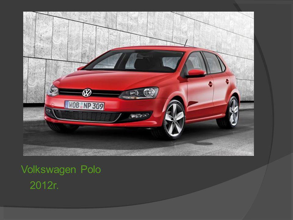 Volkswagen Polo 2012r.