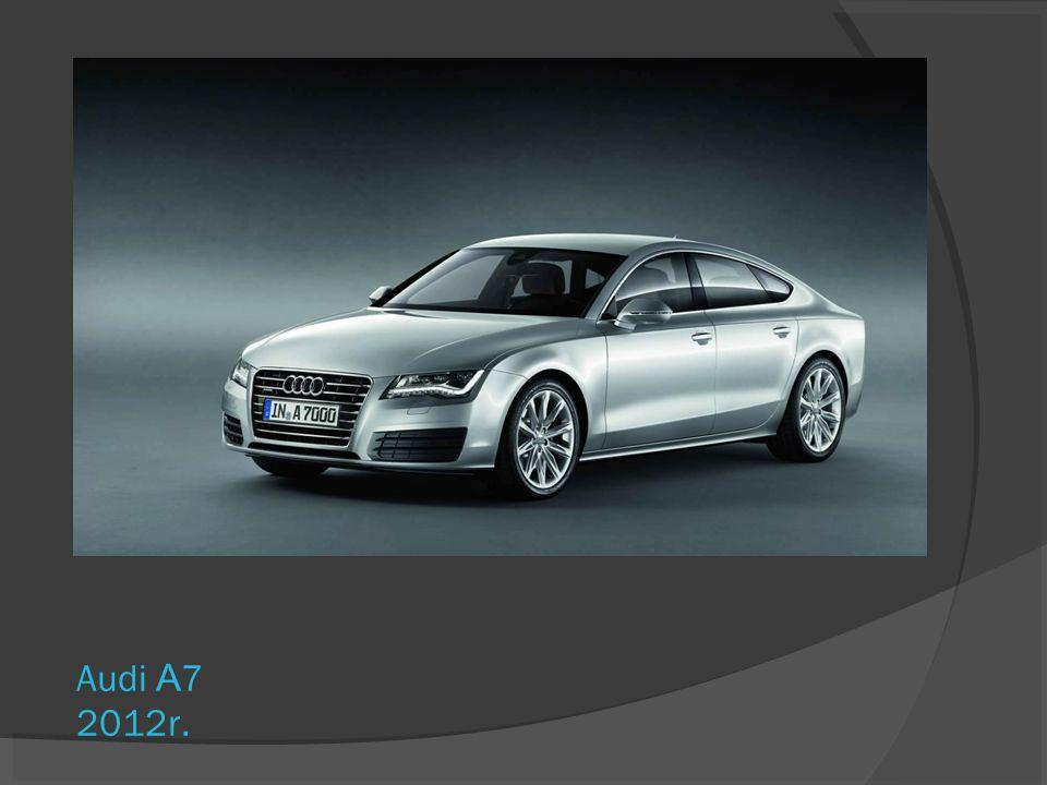 Audi A 7 2012r.