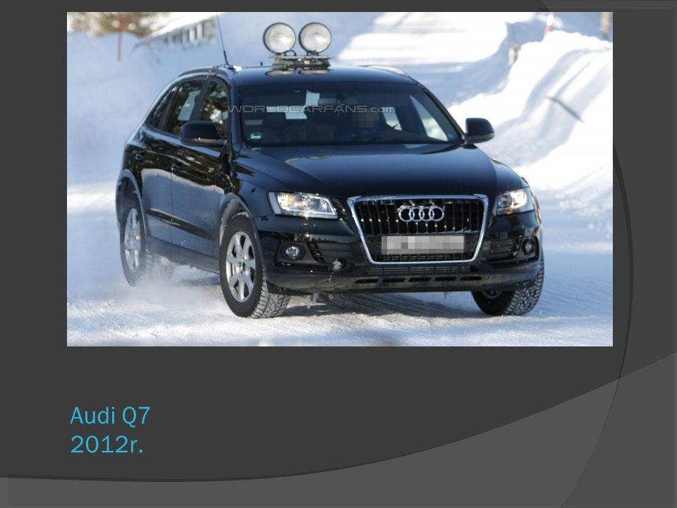 Audi Q7 2012r.