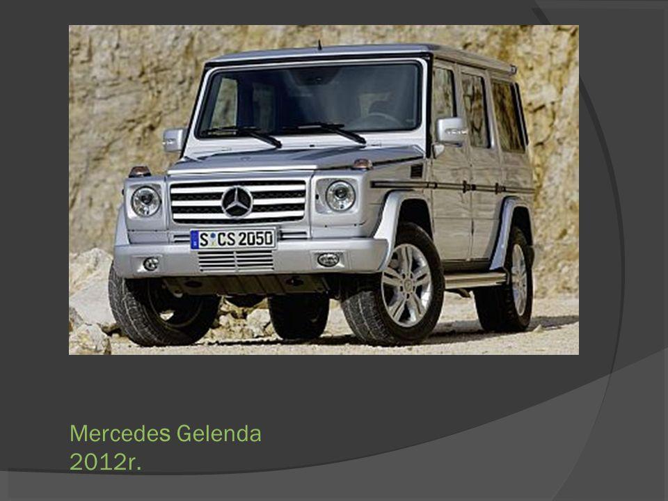 Mercede s Gelenda 2012r.