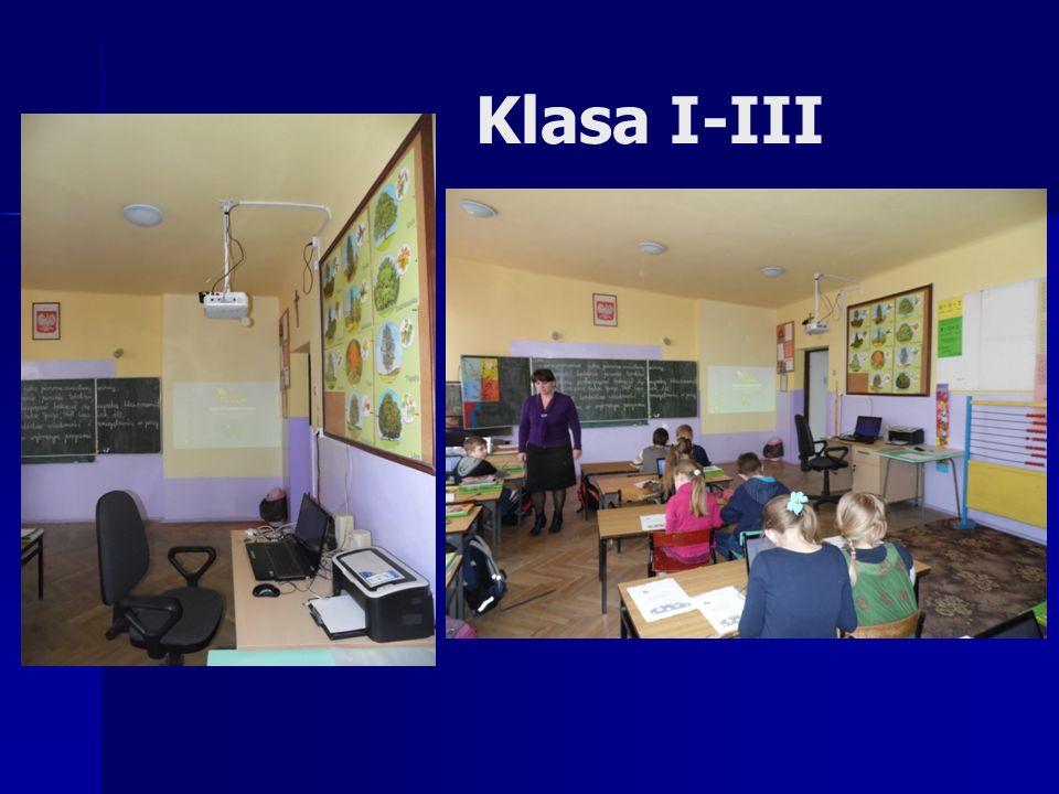 Klasa I-III