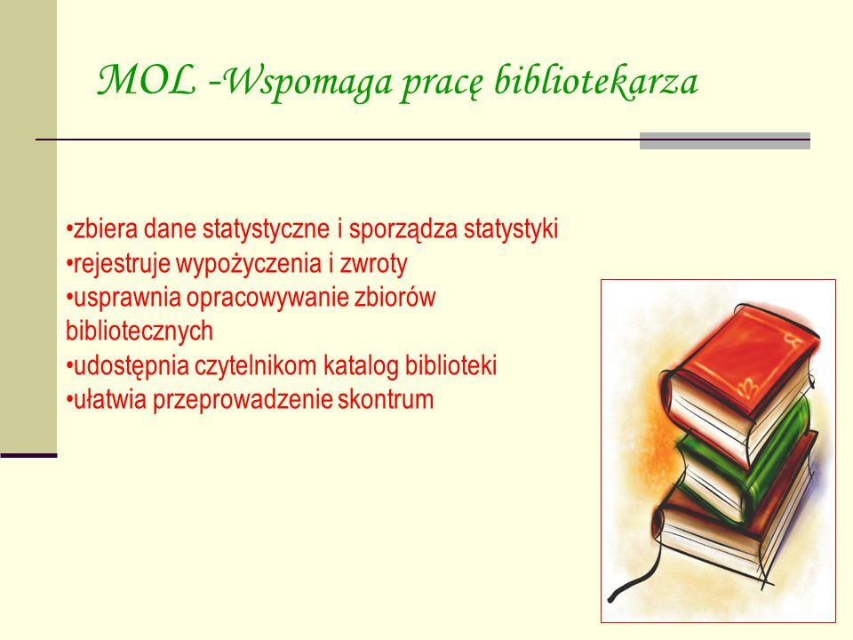 u dostępnianie zbiorów udzielanie informacji poradnictwo w doborze lektury przysposobienie czytelnicze i kształcenie uczniów jako użytkowników informacji indywidualna praca z czytelnikiem Praca pedagogiczna w naszej bibliotece: prowadzenie różnych form upowszechniania czytelnictwa pomoc nauczycielom i wychowawcom w realizacji ich zadań dydaktyczno-wychowawczych, związanych z książką i innymi źródłami informacji informowanie nauczycieli i wychowawców o stanie czytelnictwa uczniów