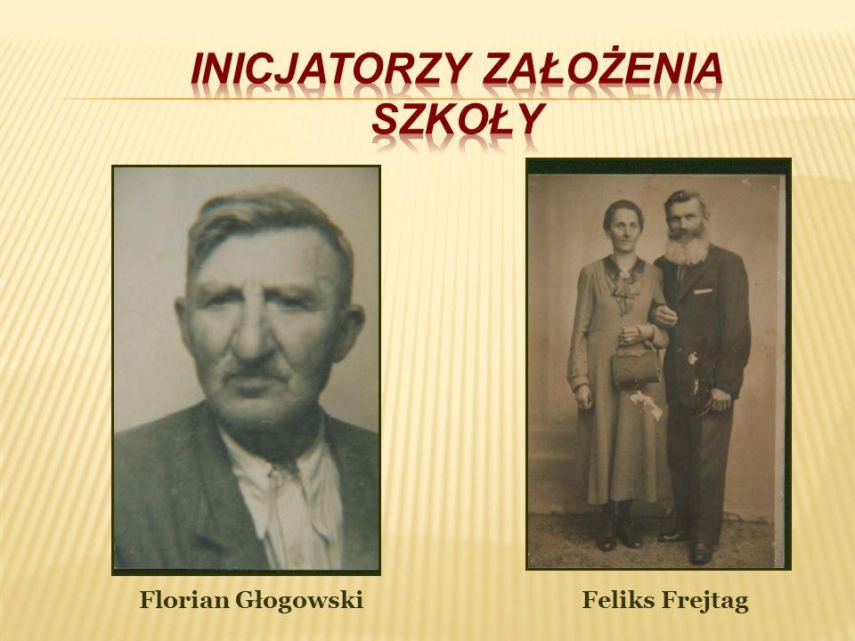 Florian GłogowskiFeliks Frejtag