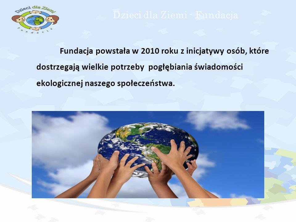 Jesteśmy przekonani, że nasz wspólny wysiłek, zmieni zachowanie osób niezaangażowanych ekologicznie.