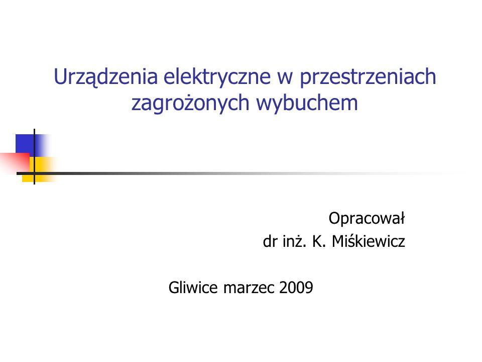 Wprowadzenie urządzenia (elektrycznego) do obrotu Spełnienie wymagań dyrektyw: ATEX (przeciwwybuchowa - 94/9/WE) EMC (kompatybilność elektromagnetyczna - 2004/108/WE) LVD (niskonapięciowa - 2006/95/WE) Maszynowa 2006/42/WE ROHS (nieb.