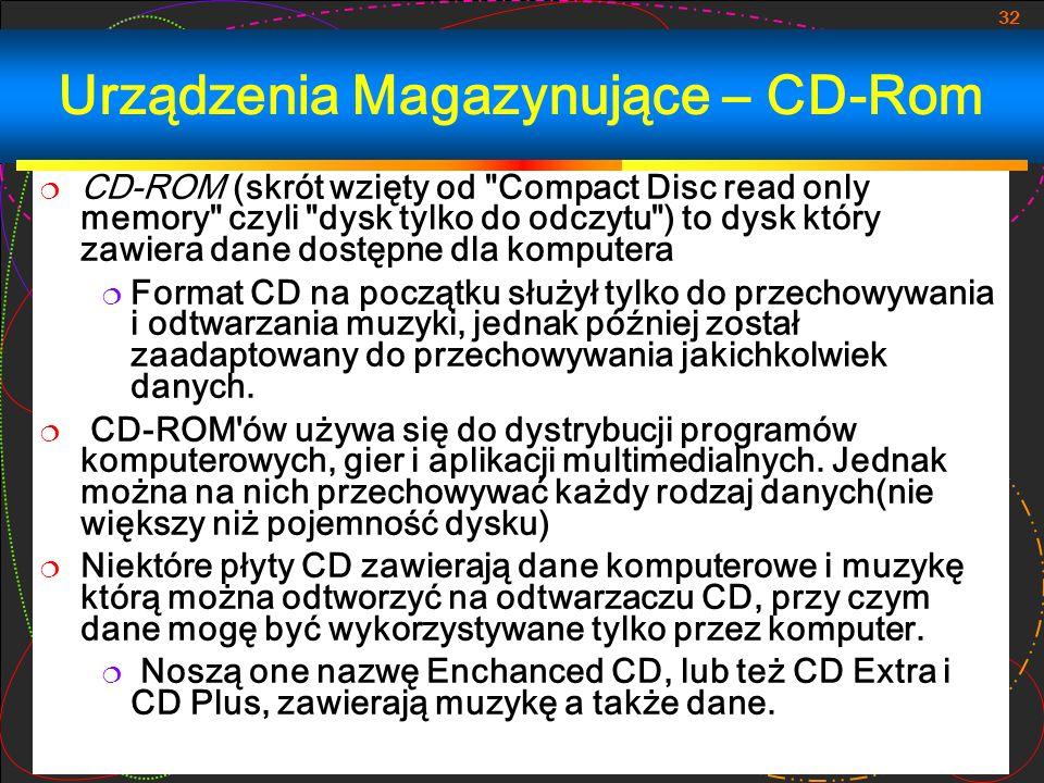 32 CD-ROM (skrót wzięty od