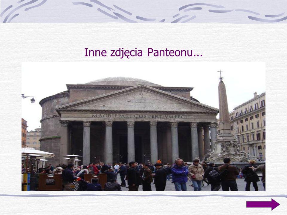 Inne zdjęcia Panteonu...