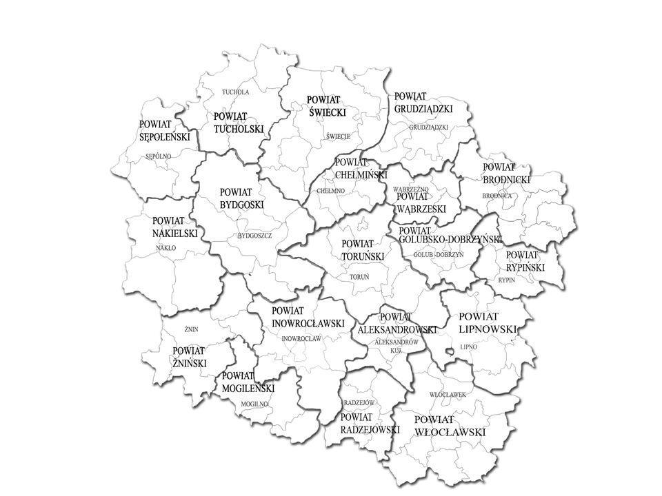 POWIAT TUCHOLSKI powiat tucholski – razem 11 osób wykaz konkursów: Cekcyn Gostycyn Kęsowo Żalno1.