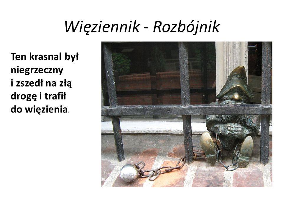 Życzliwek Najbardziej pozytywny, przyjazny i pomocny krasnal wrocławskiej palestry.